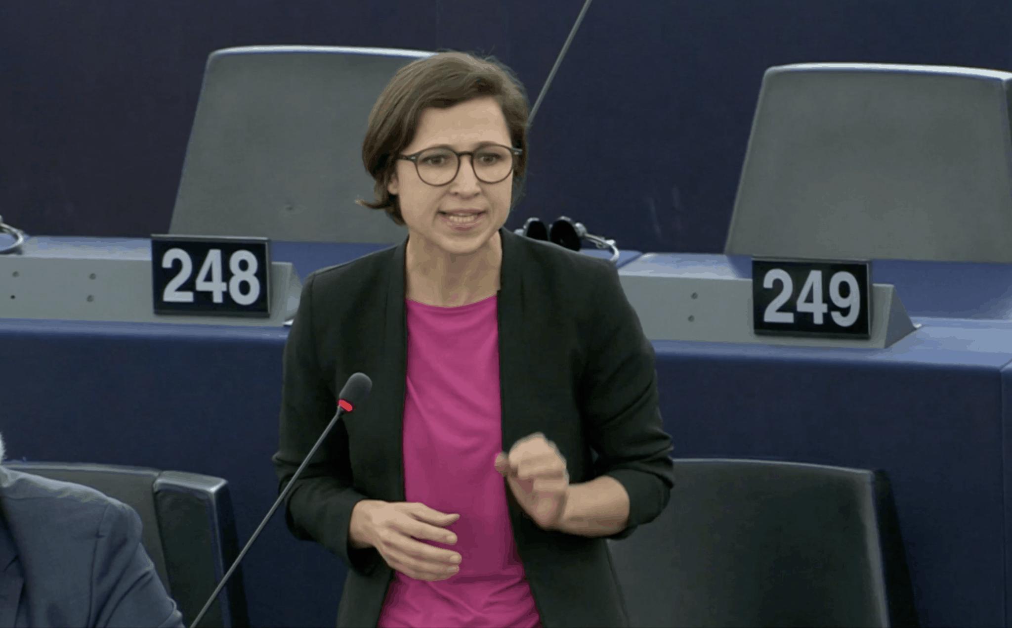 Hannah Neumann: Plenarrede zur Sicherheitspolitik