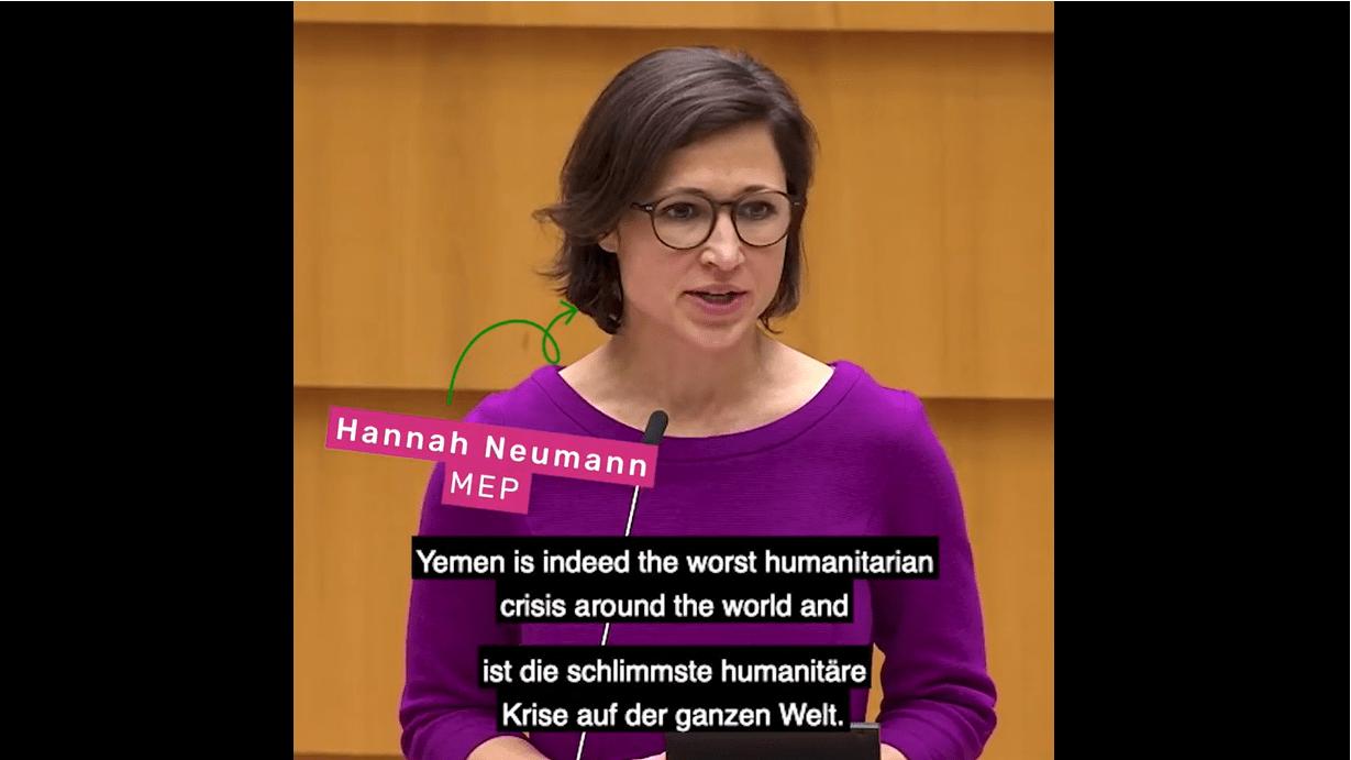 Meine Plenarrede zum Krieg im Jemen
