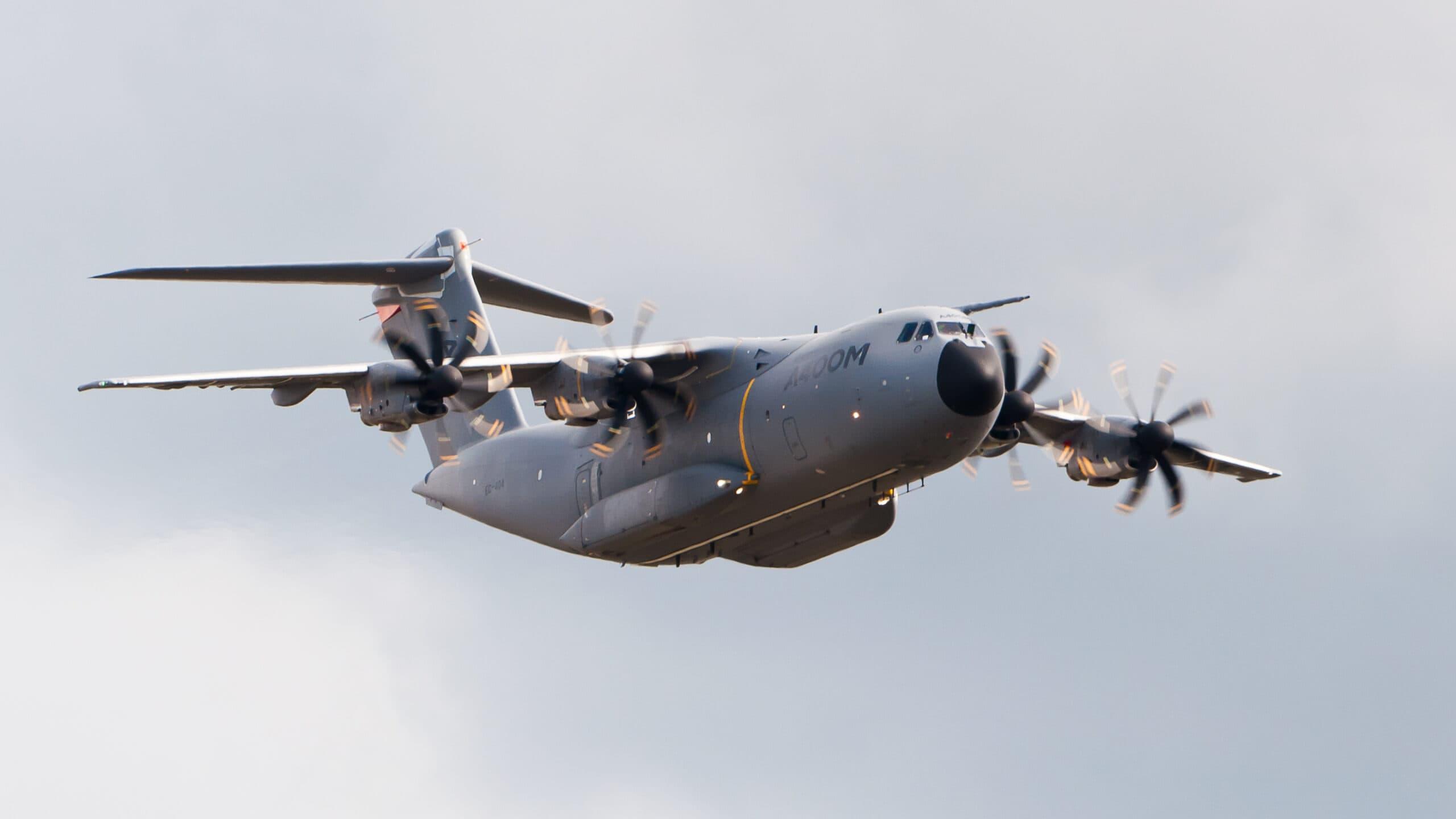 Wartung türkischer Militärflugzeuge: enttäuschende Antworten von Airbus, OCCAR und der Bundesregierung