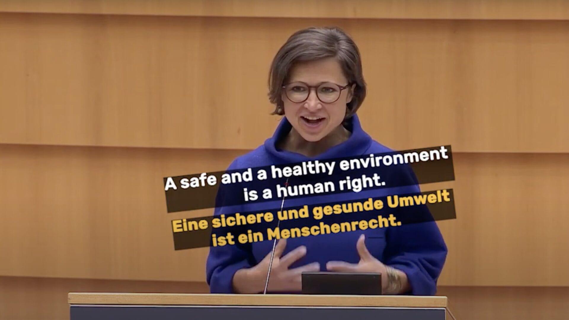 """Report zu """"Klima & Menschenrechten"""" und der Fall Steven Donziger, WDR-Europaforum und das Investitionsabkommen mit China: Mein Monthly"""