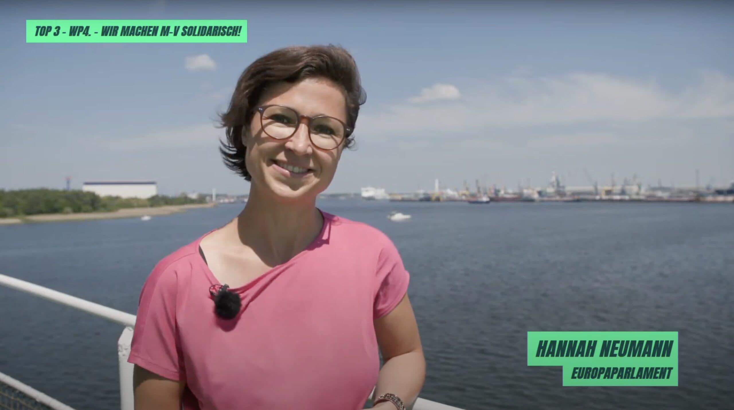 Die Grünen in Mecklenburg-Vorpommern haben ihr Wahlprogramm für die Landtagswahl Ende September beschlossen – und ich war dabei!