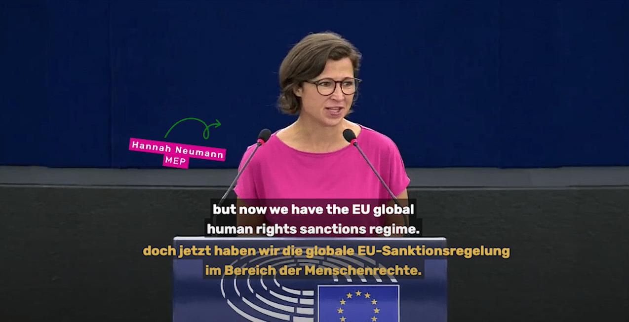 EU Human Rights Sanctions Mechanism