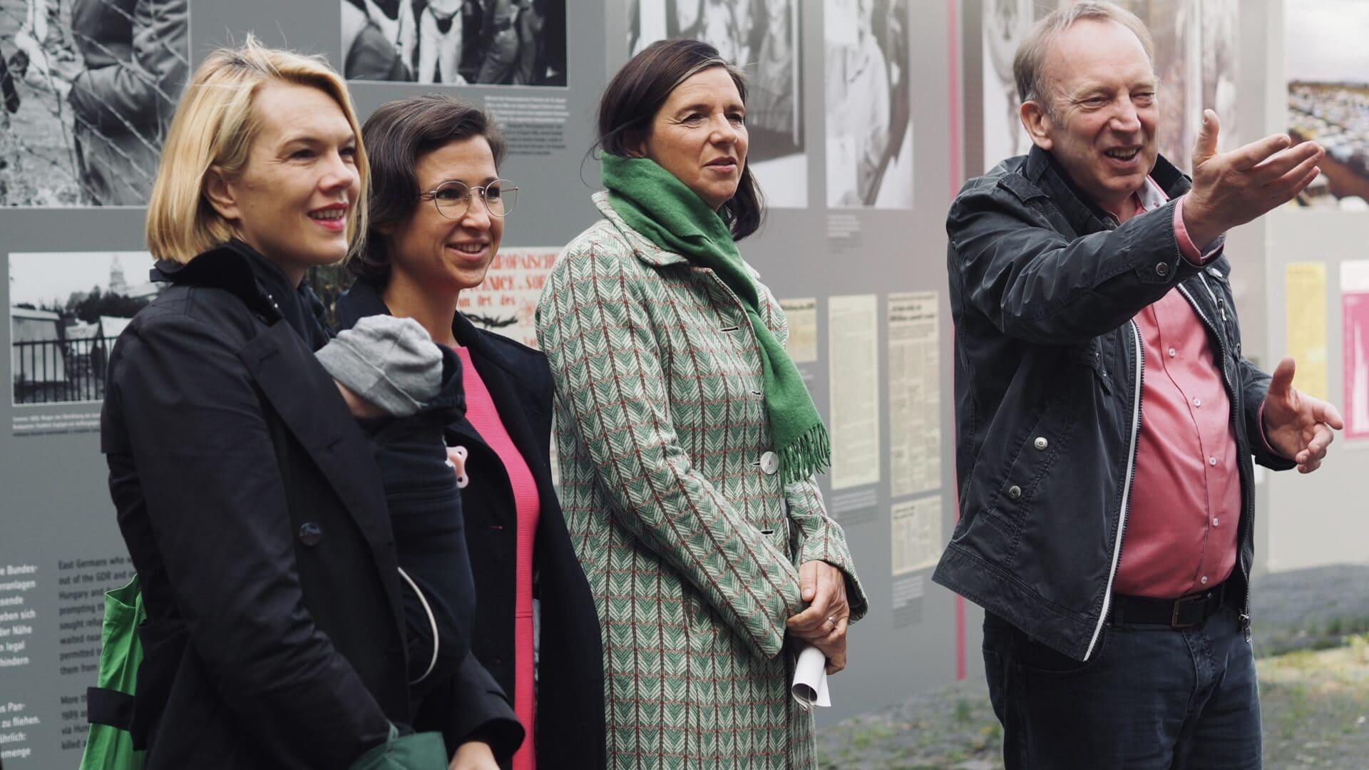Ein lebendiges Denkmal für die friedliche Revolution – der Campus für Demokratie